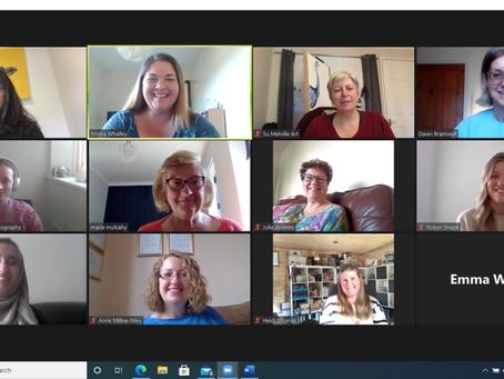 Lancashire Women's Online Networking Meeting