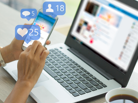 5 WAYS TO INCREASE YOUR ENGAGEMENT ON SOCIAL MEDIA