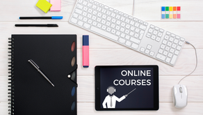 Five benefits of creating an online course
