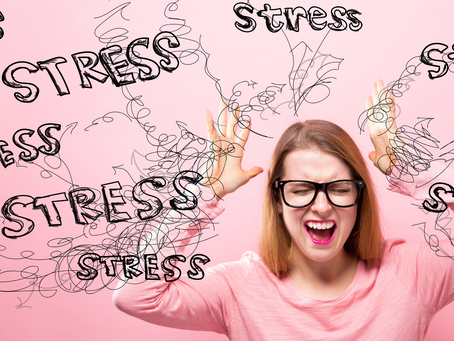 5 CAUSES OF STRESS FOR SMALL BUSINESS OWNERS
