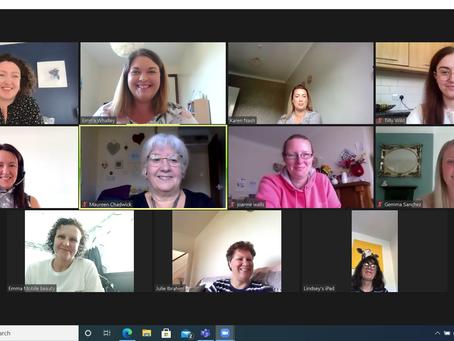 LGG Women's Online Networking Meeting