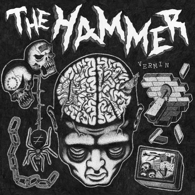 Skivomslag – The Hammer