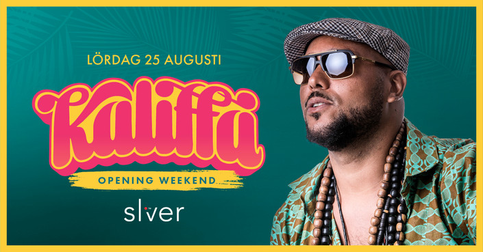 FB-banner – Kaliffa, Sliver