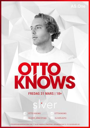 Affisch – Otto Knows, Sliver