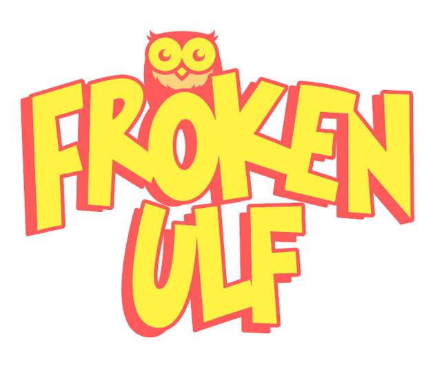 Logotyp – Fröken Ulf