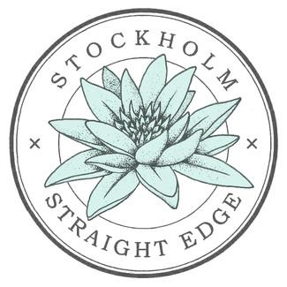 Logotyp – Stockholm Straight Edge
