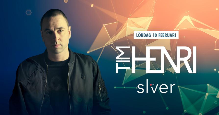 FB-banner – Tim Henri, Sliver