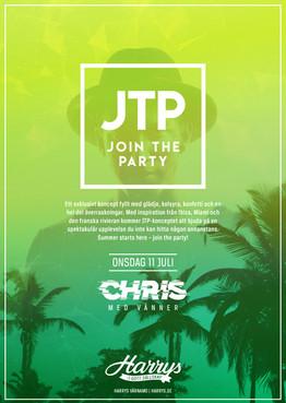 Affisch – JTP