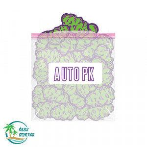 Auto PK Feminized - 4 Seeds