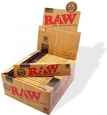 Raw Classic King Size Slim Rolling Paper