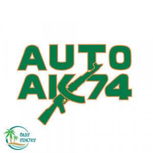 Auto AK74 Feminized - 4 Seeds