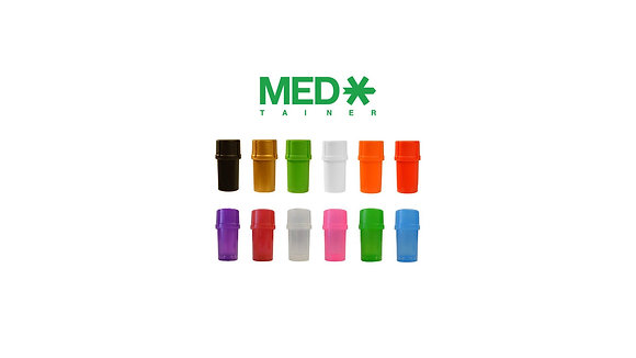 Medtainer (Smell Proof Grinder)