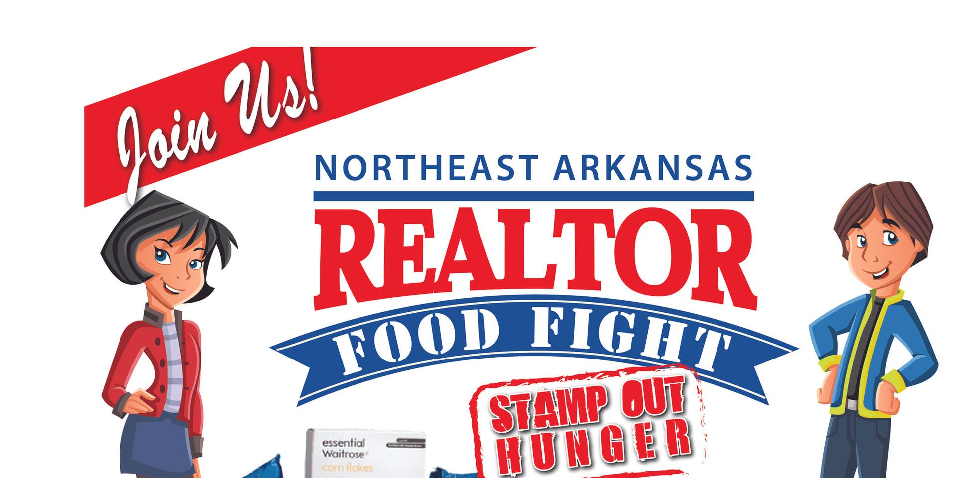Realtor Food Fight