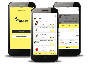 S:mart Minikantine App - select, pay and pick-up