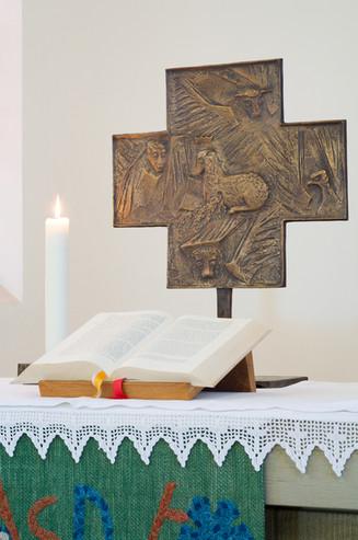 Kreuz der vier Evangelisten