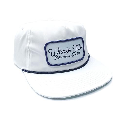 White Rope Hat