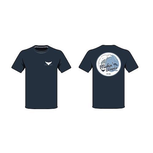 Makin' Waves T Shirt
