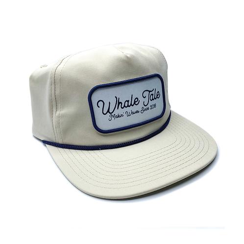 Khaki Rope Hat