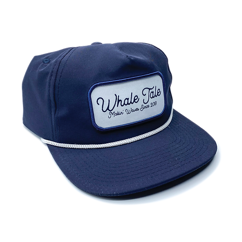 Navy Rope Hat