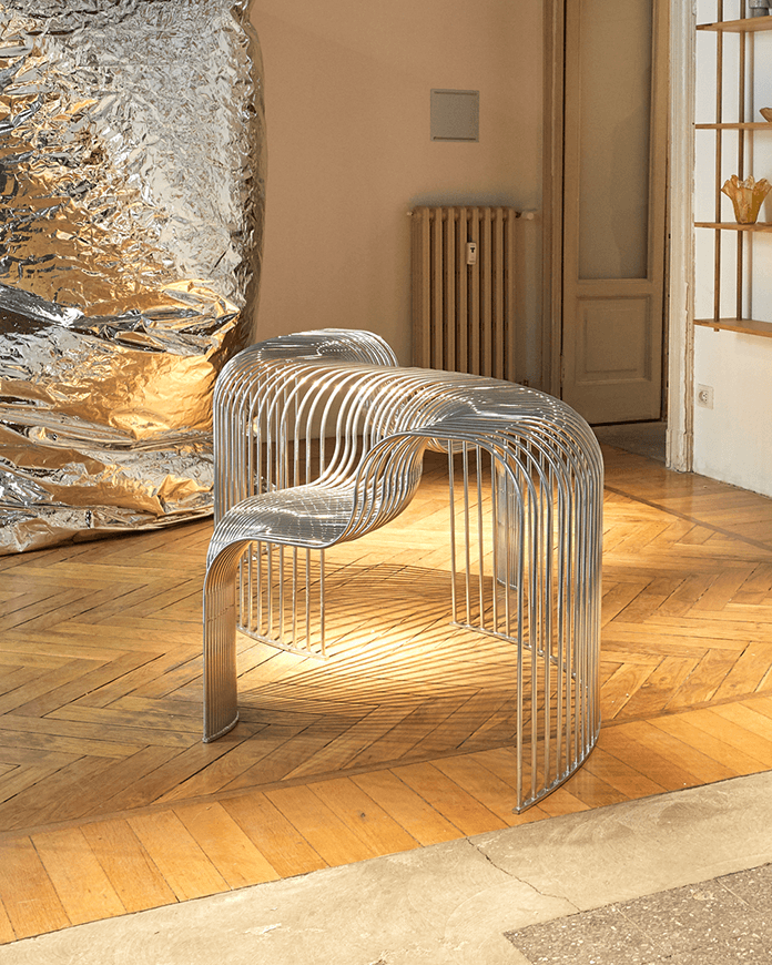 SEATS – DESIGN TOGETHER WITH MIRA BERGH
