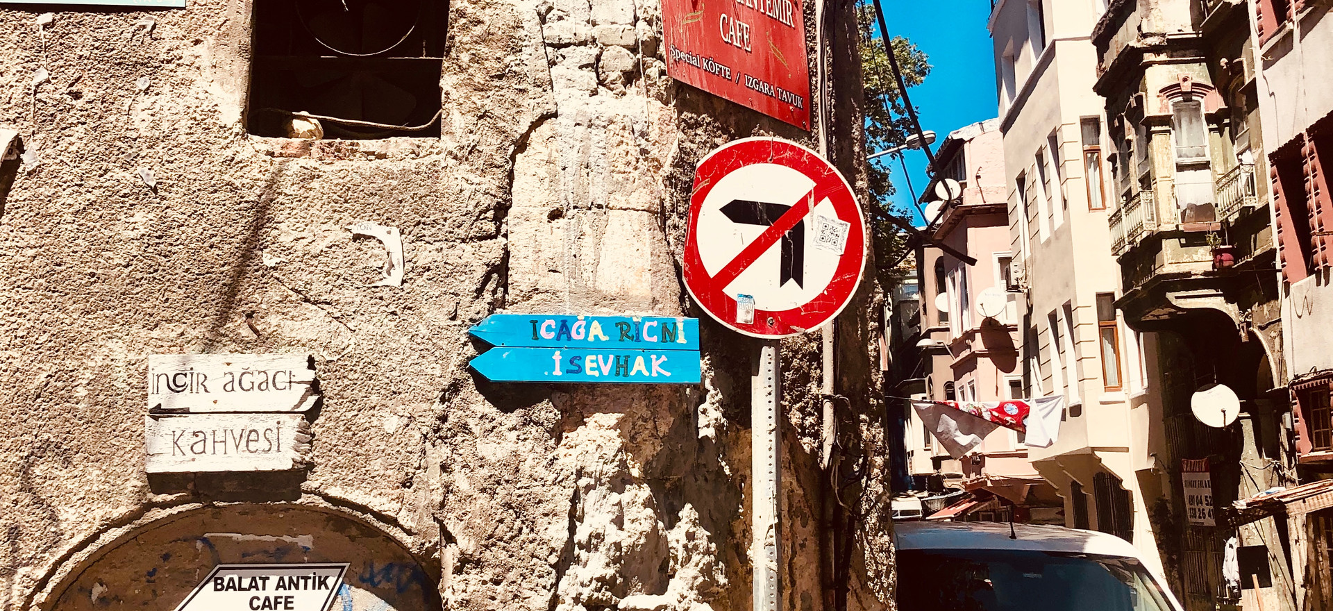 Balat - Istanbul's Old Gipsy Area