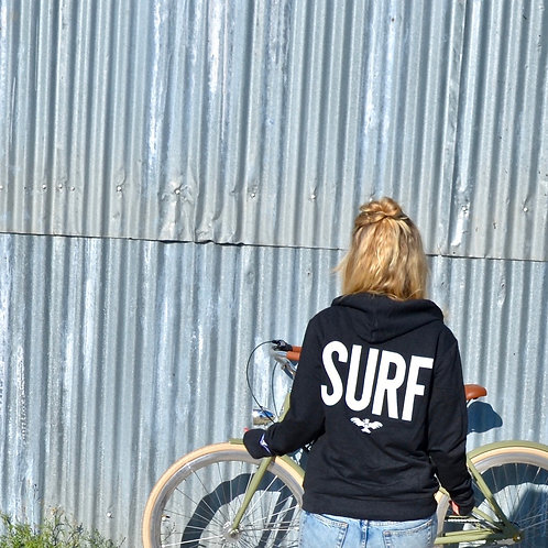 Zipper Unisex Dark Gray SURF