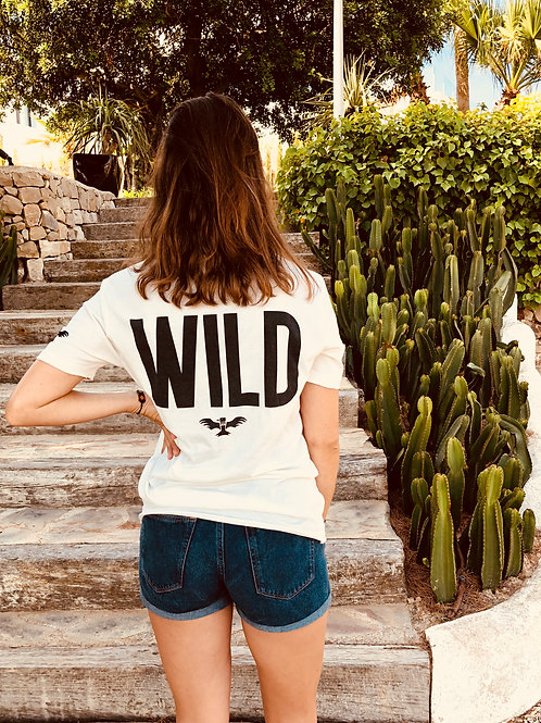 T-Shirt Unisex Off-White WILD