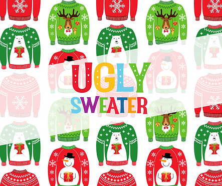 Ugly Sweater registration