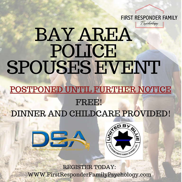 BAY AREA POLICE SPOUSES EVENT