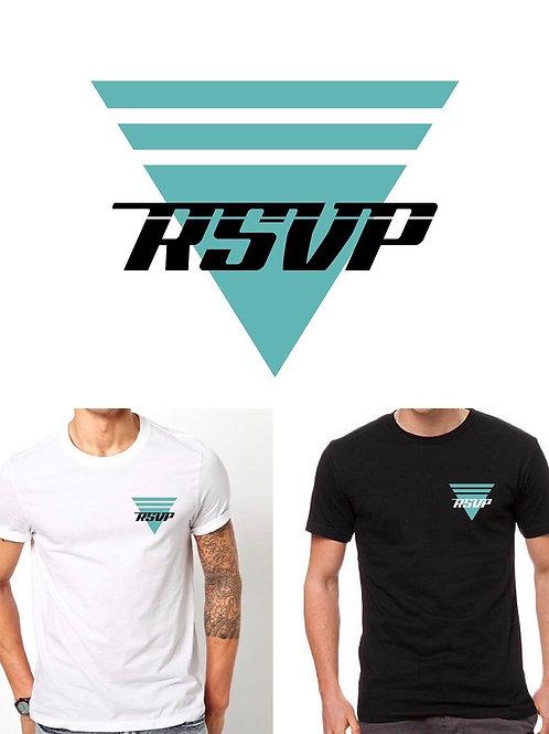 T-Shirt RSVP blanc
