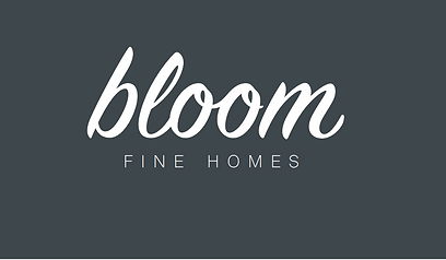 Bloom Fine Homes Logo