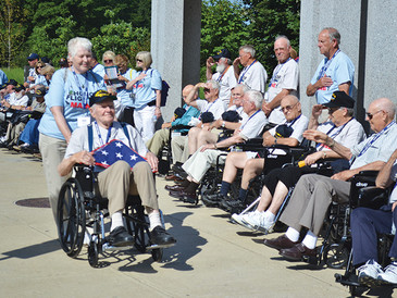 Honor Flight Maine Featured in Bangor METRO