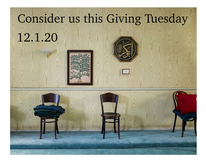 Consider Us on Giving Tuesday