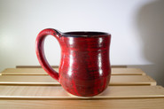 Red and Black Mug