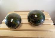 Gazing Spheres