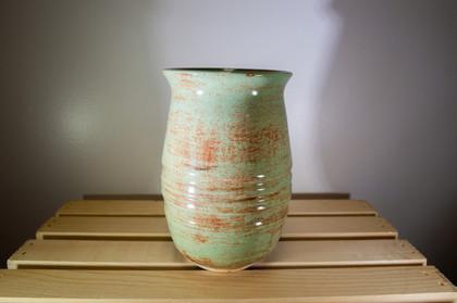 Pistachio Nut Vase