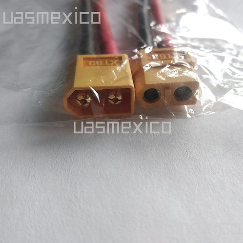 Conector de Enchufe Macho Hembra XT60