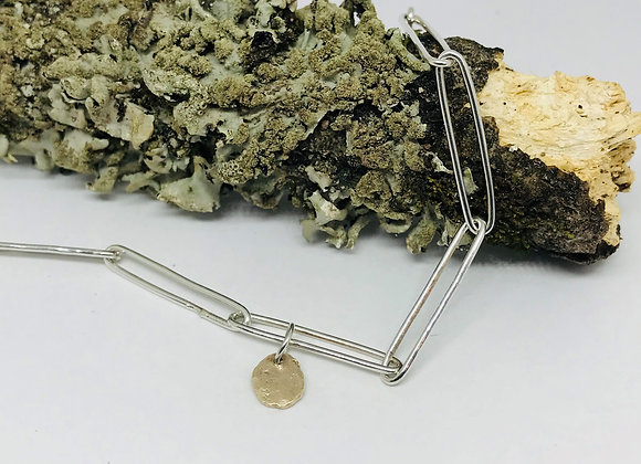 Paperclip - bespoke chain