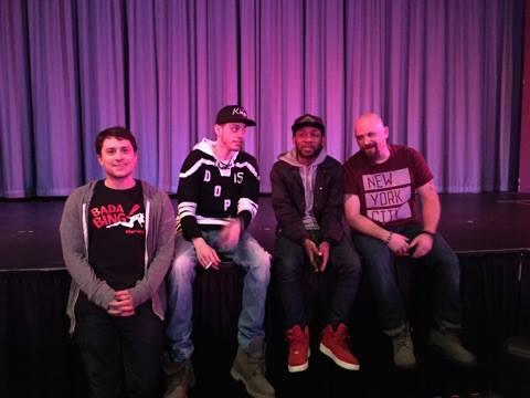 Dave Sirus,Pete Davidson,Jordan Rock
