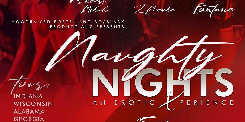 Naughty Nights An Erotic eXperience {Gary,Indiana)