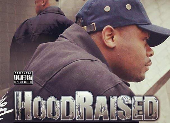HoodRaised MIND OVER MATTERS, The Album