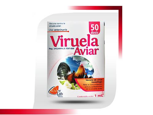 VACUNA DE LA VIRUELA 50 DOSIS