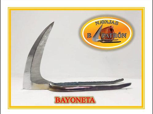 NAVAJA EL PATRON BAYONETA
