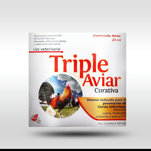 TRIPLE AVIAR 50 DOSIS