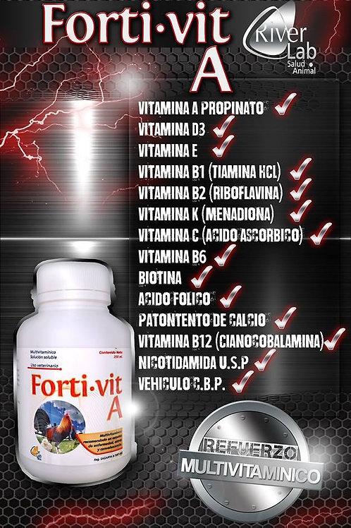 FORTI. VIT -A 60ML