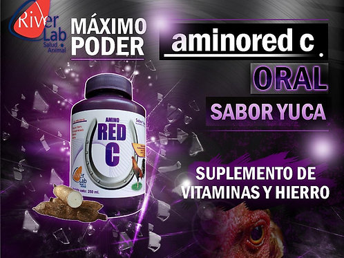 AMINO RED C 250 ML