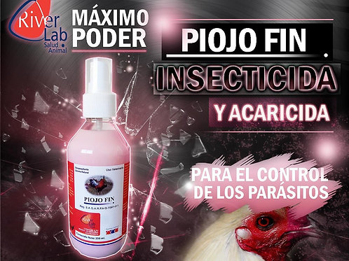 PIOJO FIN 250 ML