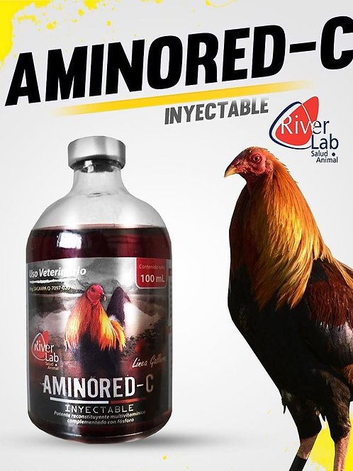 AMINO RED C INYECTABLE 100ML