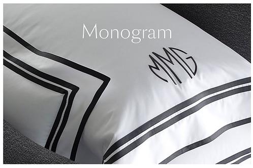 Monogram Free on Monday