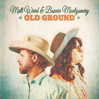 Old Ground Single Art - Matt Ward Bonnie